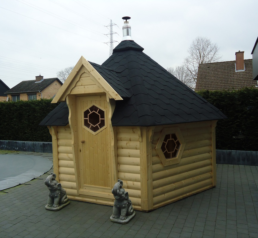 Sauna DExtrieur Finlandais Ce Kota M Insolite Vous Apportera
