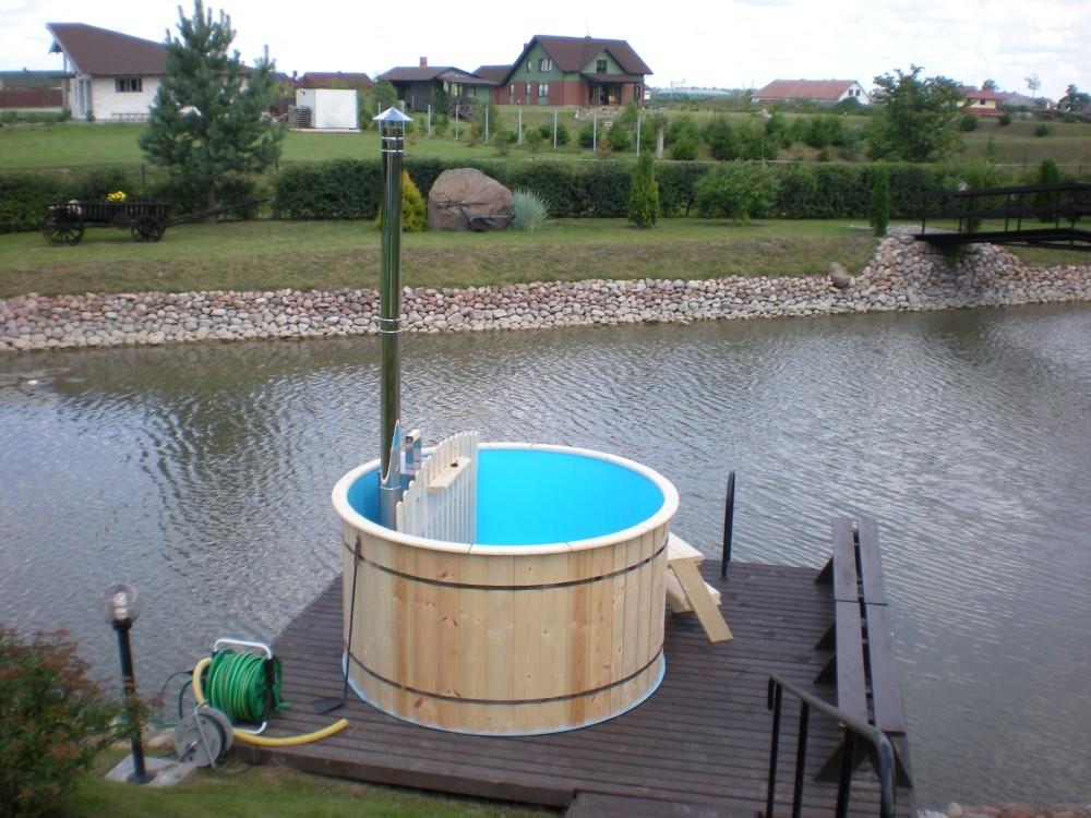 Le bain finlandais bois coque polypropylène, la modernité et la ...